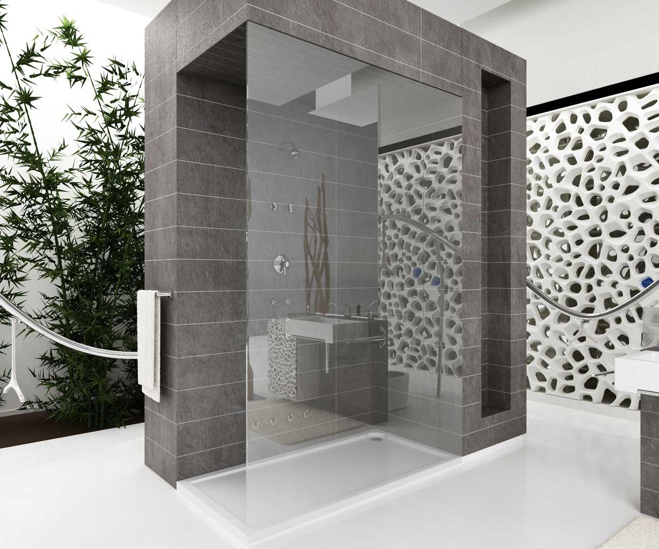 Rivero proyectos e instalaciones sl for Banera plato de ducha